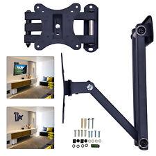 """Swivel Tilt TV Wall Mount Bracket For 10 14 16 18 20 22 24 26 30""""LED LCD 3D VESA"""