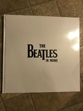 The Beatles In Mono Book From Vinyl Remasters Box Set SEALED