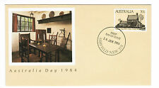 1984 Australia Day First Day Cover    First Day Cover