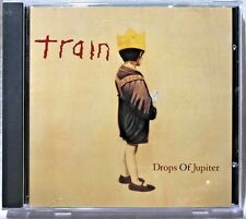 Drops of Jupiter by Train (CD, 2001, Columbia) - VG. Tested, Plays Perfectly!