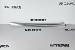 MERCEDES-BENZ S Coupe Rear Right Panel Chrome Strip Trim A2176900280