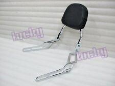 Backrest Sissy Bar for Honda Shadow VT600 VLX600 Deluxe 99 00 01 02-07 lu#K