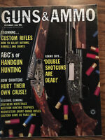 Guns And Ammo Dec 1966, ABC's Of Handgun Hunting