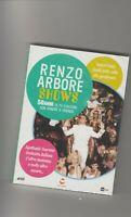 RENZO ARBORE SHOWS - RACCOLTA 4 DVD IL MEGLIO DELLA SUA CARRIERA COFANETTO NUOVO