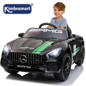 Mercedes Benz Licensed AMG G63 Ride On Car Music Pickup Truck Remote Control Toy