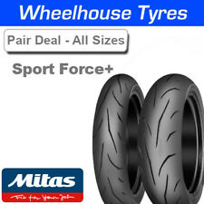 Mitas Sport Force+ Tyre Pairs Deal - All Sizes