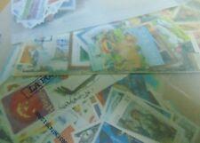 Lot de timbres faciale pour affranchissement en euros 15 euro
