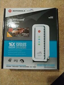 ARRIS/Motorola SURFboard SB6183 600 Series 686 Mbps Cable Modem [New/Unopened]