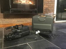 Vintage Collectable Professional Panasonic M10 classic VHS camcorder