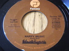 "BLACKBYRDS - HAPPY MUSIC    7"" VINYL"