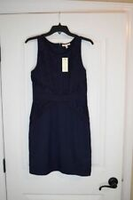 Skies Are Blue Sleeveless Navy Blue Shift Dress For Stitch Fix NWT