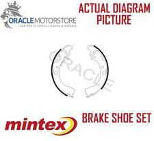 NEW MINTEX REAR BRAKE SHOE SET BRAKING SHOES GENUINE OE QUALITY MFR444