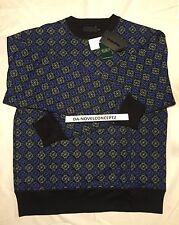 Original Fake Kaws Sweater in Blue Black XX Tee Companion Bape Mastermind BBC