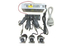4 axis Gecko G540 kit with 381 oz-in Stpper Motor, 48V/7.3A
