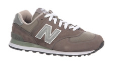 NEW BALANCE 574 CLASSIC GRAY WOMAN'S SNEAKERS 1293 SIZE 8 B