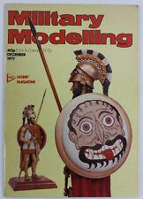 Military Modelling: Hobby Magazine, December 1977 - English Civil War, Waterloo