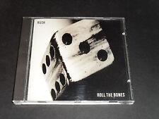 Rush-Roll The Bones 1991 UK CD Single  + Interview