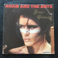 Adam And The Ants - Prince Charming - CBSA 1408 Holland PS 45 VG+