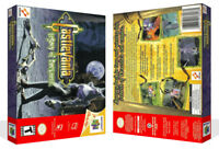 - Castlevania Legacy of Darkness N64 Replacement Game Case Box + Cover Art Only