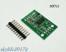 Modulo HX711 cella di carico sensore peso bilancia Convertitore ADC arduino