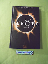 HEROES VOLUME 1 BD BANDE DESSINÉE SERIE BD CULTE COMICS