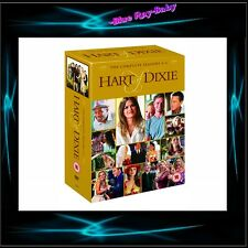 HART OF DIXIE - COMPLETE SERIES SEASONS 1 2 3 4  ** BRAND NEW DVD BOXSET**