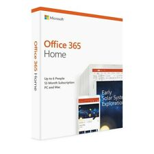 New ListingMicrosoft Office 365 Home/Family Premium 1 Year