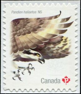 Canada Scott 3018 Osprey from NS, SAS,  VF MNH OG (20517)