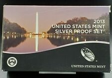 2013 S US Proof 90% Silver 14 Coin Set OGP Combo Ship Discount RobinsonsCoinTown