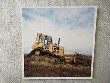 Cat Caterpillar D4h Crawler Track Type Tractor Stock Photo 8x8