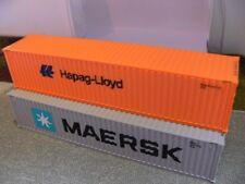 1/87 wiking accessoires Maersk u. Hapag-Loyd 40ft conteneur NG 0018 13