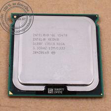 Intel Xeon x5470 3.33 GHz 1333mhz 4-Core Socket 771 a 775 Adesivo con adattatori