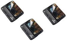 3 Premium Mirror Pre Cut Screen Protector for LG Optimus Q L55C Zip L75C