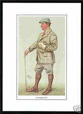 GOLF - PACKET OF 100 REPRINTS - VANITY FAIR  -  GOLFER  -  MR.  S. M.  FERGUSSON