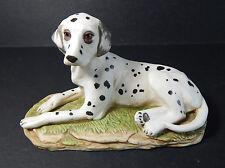 "Homco ""Dalmation"" Dog Figurine #1403 Vintage ?1980's?"