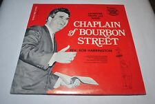 Rev. Bob Harrington (WWR 866-263) Chaplain of Bourbon Street Vol. 1 - Sealed