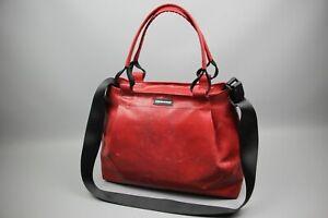 FREITAG Womens SHOPPER Hand bag Crossbody FREITAG - F551 Sally Red   Size Large