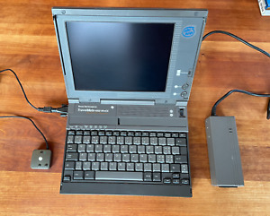 TI Texas Instruments TravelMate 4000 WinSX, incl. Maus TI TravelPoint Mouse