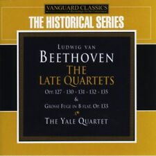 Yale Quartet, Ludwig - Late Quartets Opp 127, 130, 131, 132, 135, 133 [New CD]