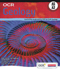 OCR Geology AS & A2 Student Book: Exclusively Endorsed by OCR for GCE Geology by