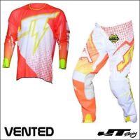 Completo Da Motocross, Downhill Enduro, Jt racing Hyperlite Vented Spring