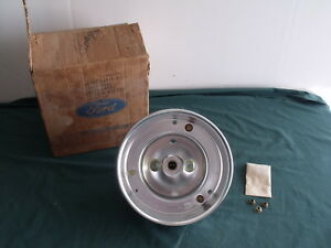 1962 NOS Ford Galaxie 500 & XL Taillight Body 62