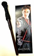 NEW! Official Licensed Harry Potter Magic Wand Pen & Bookmark 7.25""