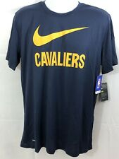 Men's Nike Cleveland Cavaliers Dri-Fit Size Large Basketball Shirt Nwt