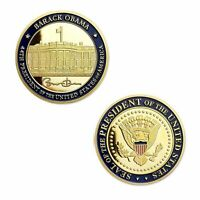 Barack Obama Inauguration Challenge Coin Commemorate The 44th President of US