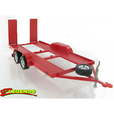 1:18 OzLegends - Car Trailer - Red NEW IN BOX