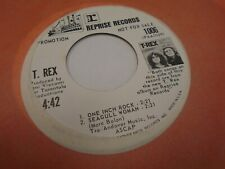 T Rex Hot Love + 2 45 RPM Reprise Records promo Glam Rock Marc Bolan