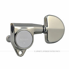 GOTOH SG301-20-NI L3+R3 18:1 Nickel Tuners with Classic Buttons