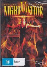 NIGHT VISITOR - Derek Rydall, Allen Garfield, Kathleen Bailey - DVD
