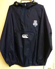 "Canterbury NSW State Of Origin Wizard Rugby Hooded Training Jacket Medium 48"""